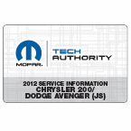 2012 Chrysler / Dodge / Jeep / Ram / Mopar Media Center 730N