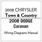 81 370 08362 2008 chrysler town & country and dodge caravan wiring diagrams Chrysler 300 Wiring Schematics at mifinder.co